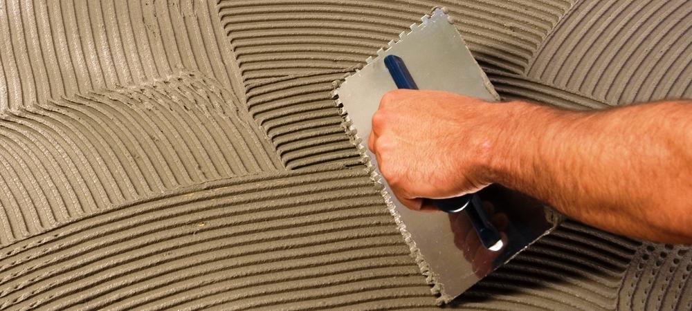 Расход клея для плитки церезит